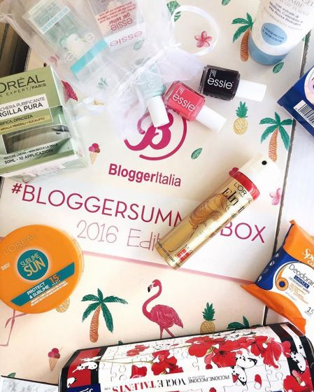 Blogger Summer Box