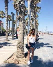 My shprt trip in Barcelona