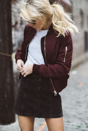 10 ways to style a bomber jacket: find out how to combine the must-have piece of this fall/winter!