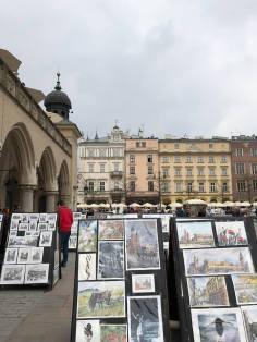 Bloggers trip in Krakow with Bonprix
