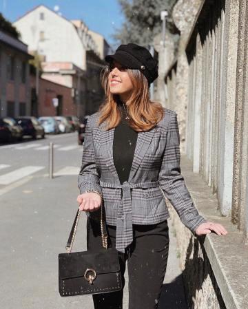 Blazer a quadri: come indossarlo in diverse occasioni